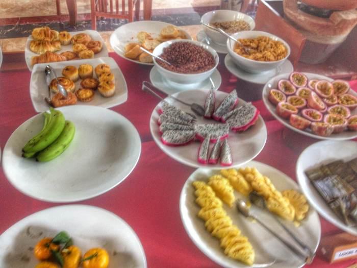 breakfast kiman hoi an hotel