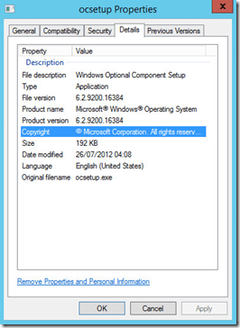 Installing the Home Lab – Installing vCenter 5.5 on Windows 2012R2 (3/6)