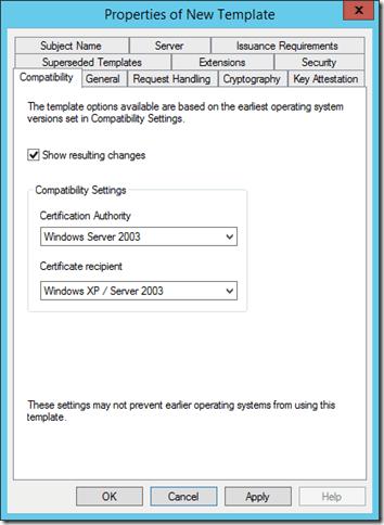 Creating the VMware SSL Cert Template – Everything-Virtual