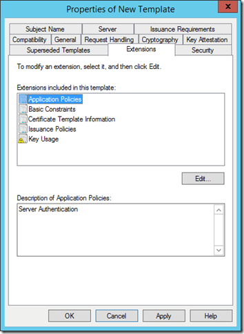 Creating the vmware ssl cert template everything virtual 22 11 2013 16 11 17thumb3 yadclub Images