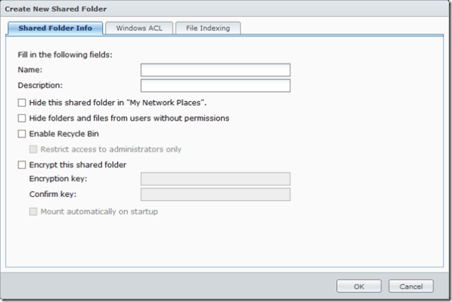 Installing the Home Lab – Installing the Synology Syslog