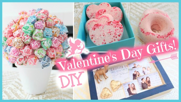 DIY Valentine's Day Gift Ideas! 2015 - Everything 4 Christmas