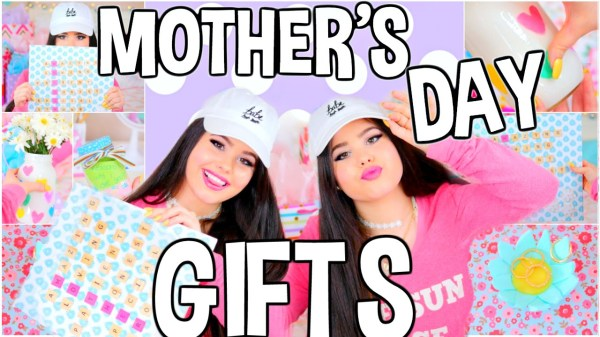 Easy Last Minute DIY Mother's Day Gifts 2016! Quick & Cute ...