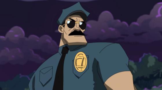axe-cop