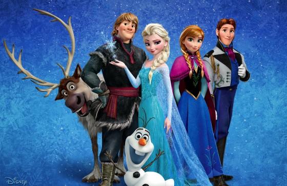 Disney-Frozen