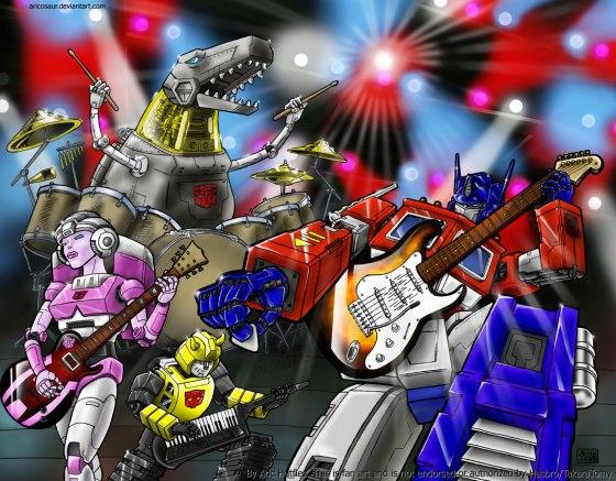 Transformers_Rock_by_Aricosaur