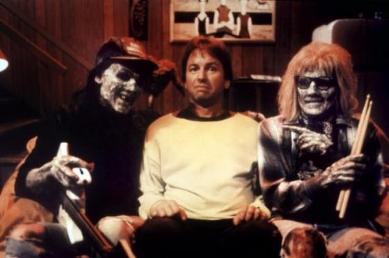 STAY TUNED, John Ritter (center), 1992. ©Warner Bros.