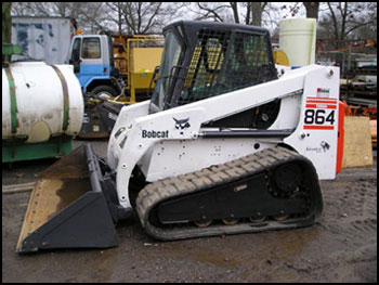 Bobcat 864 Skid Steer