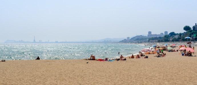 El Masnou Beach