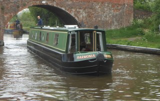 Everything Canal Boats - ABC Leisure Group, Harmonia