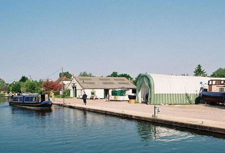 Aldermaston Wharf