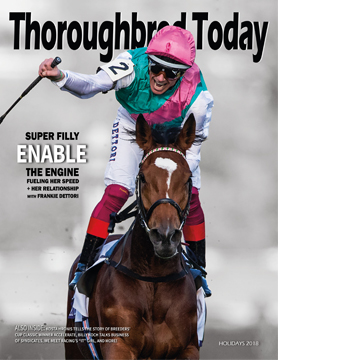 Thoroughbred Today Magazine Holidays 2018