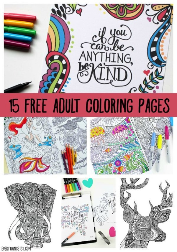 free detailed coloring pages # 21