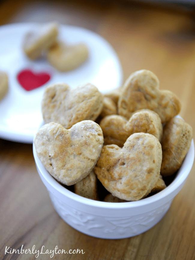 Valentines Day Dog Treat Recipe