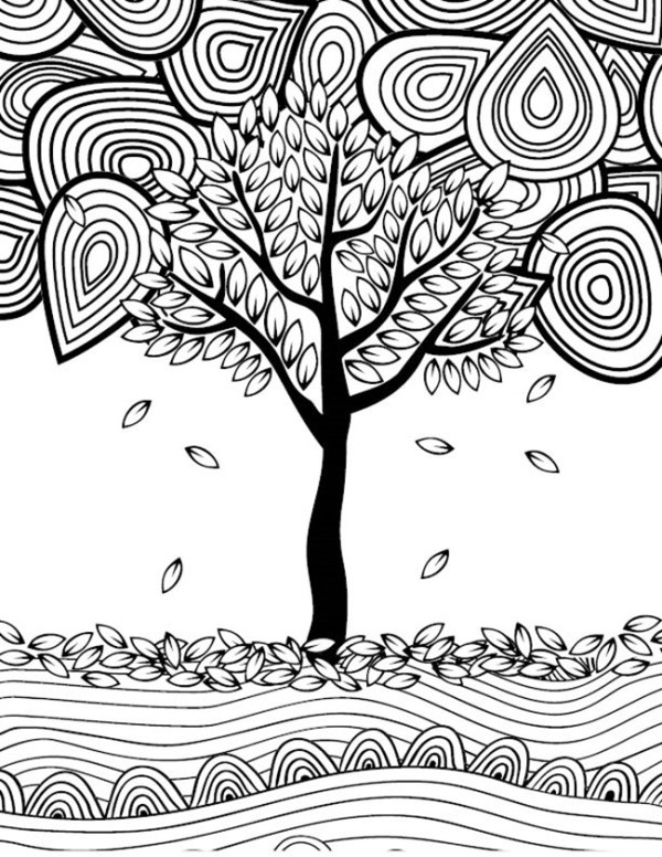 free coloring pages for adults printable # 18