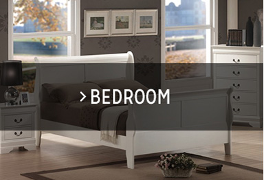 Solid bedroom furniture