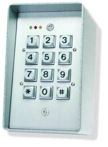 DTMF - Security Keypad