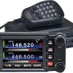 FTM-400DR Dual Band Mobile Radio
