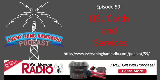 ETH059 - QSL Cards and Services
