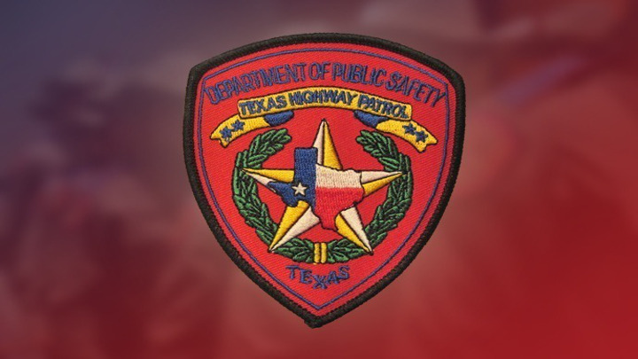 Texas DPS Badge - 720