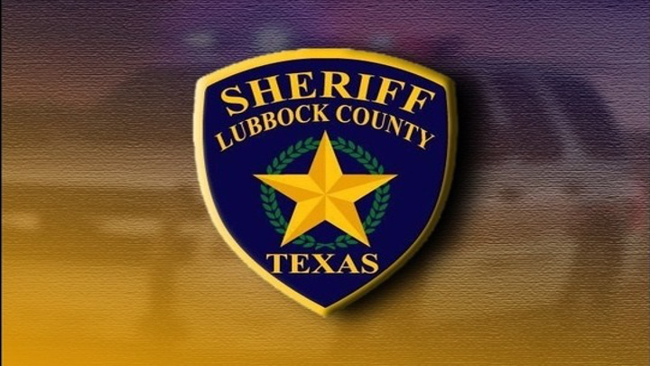 Lubbock County Sheriff's Office, LCSO Badge (Version 1) - 720