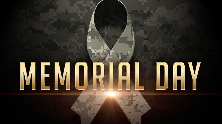 4th Annual Memorial Day Service at Second Baptist Church