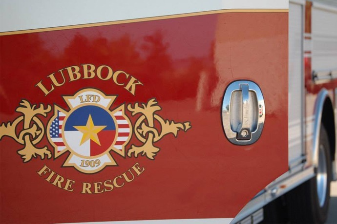 Lubbock Fire Rescue Department truck logo generic 690_3857338623202771126