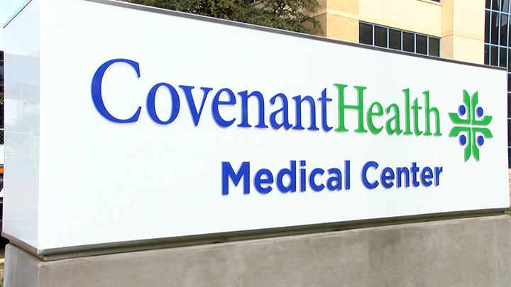 Covenant Health Sign 720