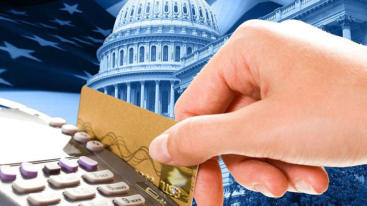Credit Cards, Debit Cards & Congress - 720