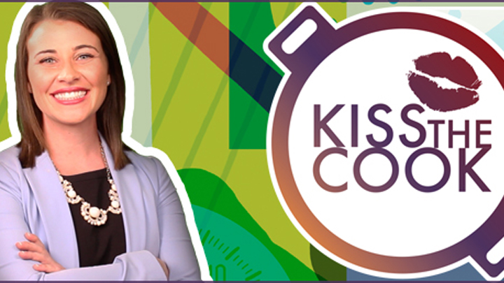 Kiss The Cook logo 720