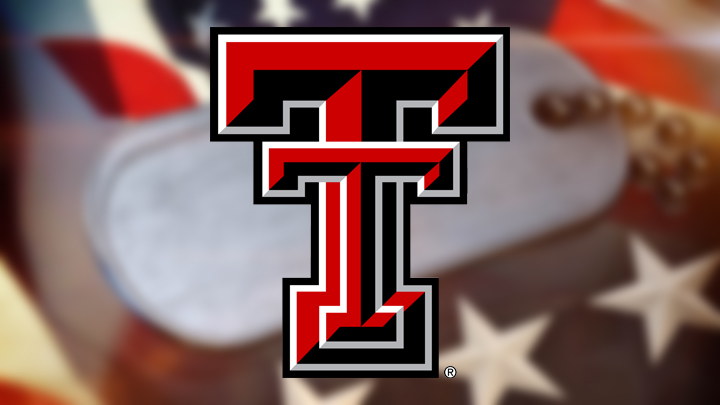 Texas Tech Military, Veterans, Double T - 720