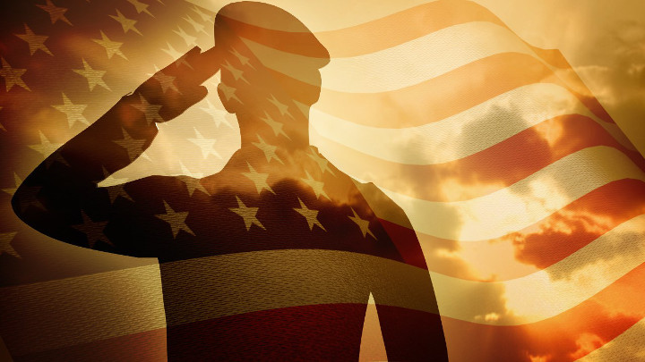 Veterans Salute - 720