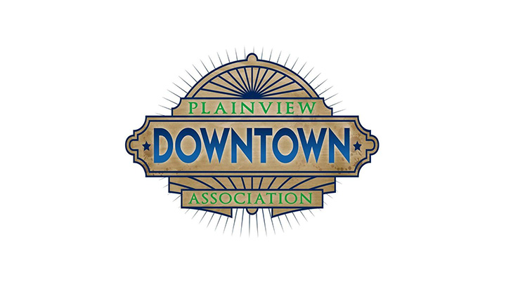 Plainview Downtown Association Logo - 720