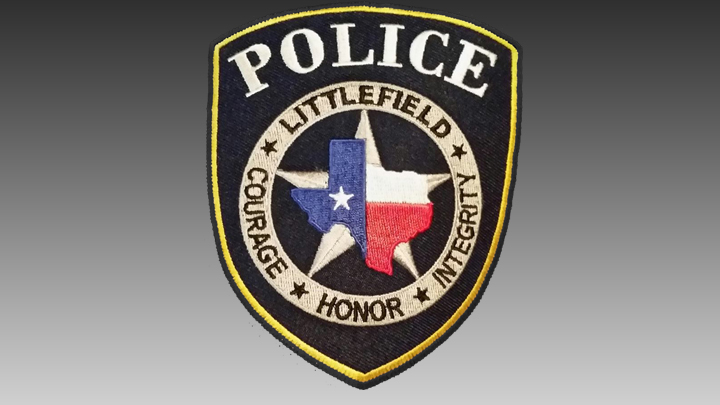 Littlefield Police Patch V02 720