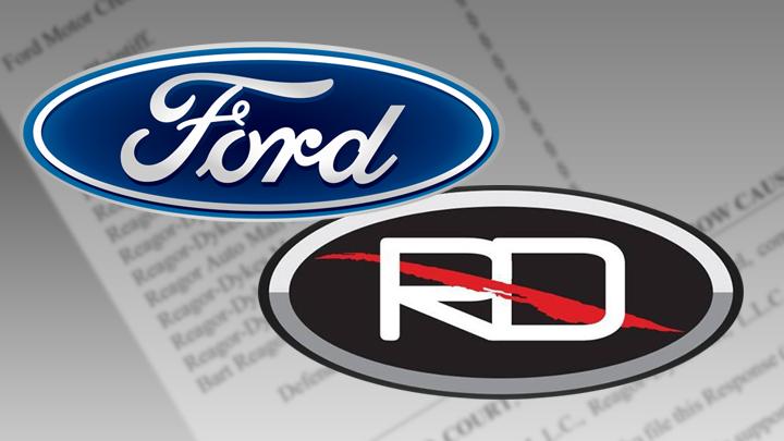 Ford vs Reagor Generic 720 Reagor Dykes