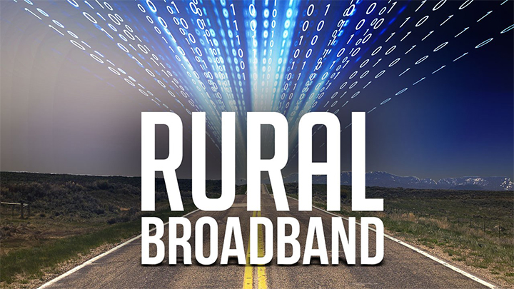 Rural Broadband Internet - 720