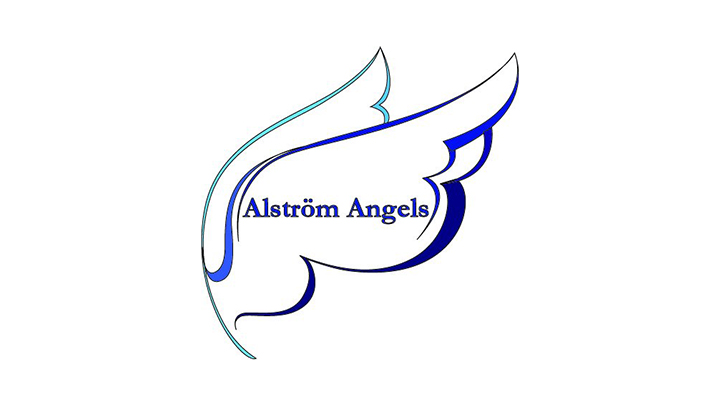 Alström Angels Logo, Alstrom Angels - 720