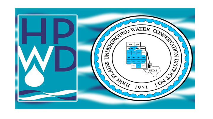 HPWD, High Plains Underground Water Conservation District No. 1 - 720