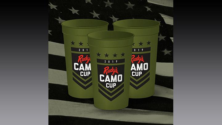 2019 Rudy's Camo Cups - 720