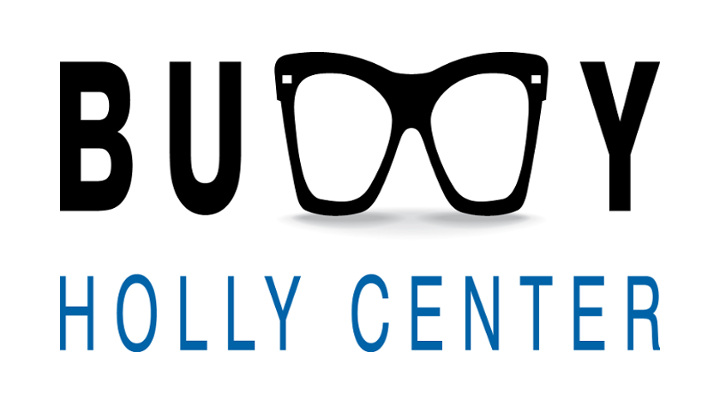 Buddy Holly Center Logo V1 - 720