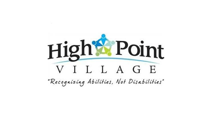 High Point Village Logo - 720
