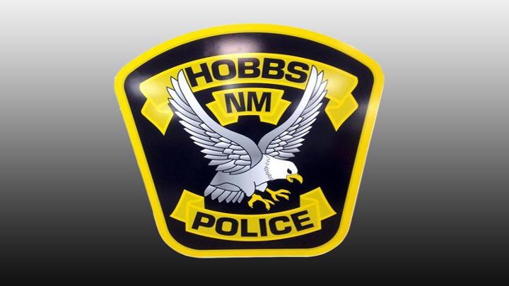 Hobbs Police Department Badge - 720
