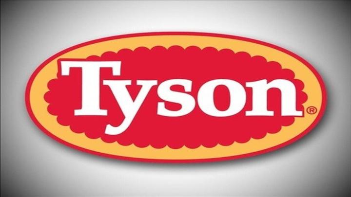 Tyson Foods Logo - 720