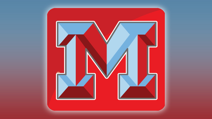 Monterey High School logo color background 720