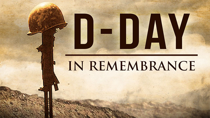 D-Day In Remembrance - 720