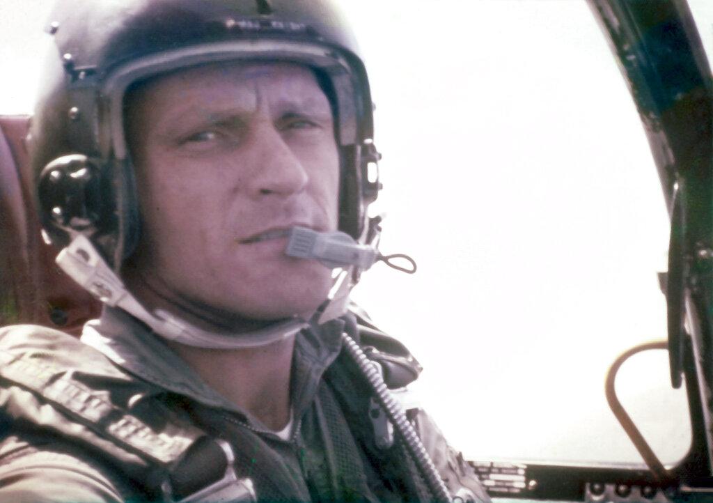 Texas service held for Vietnam War pilot, killed in 1967   KLBK