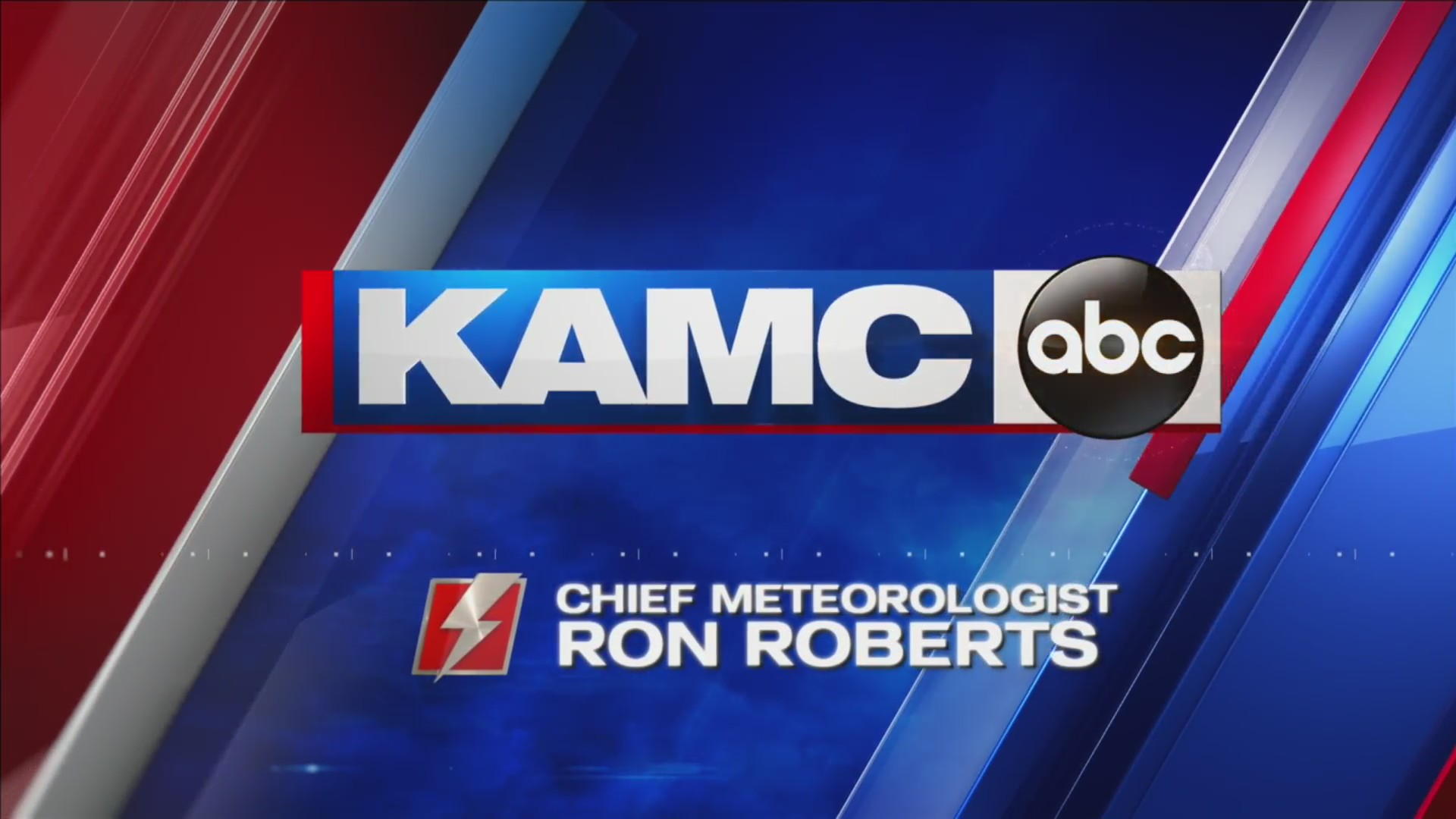 KAMC Weather Webcast with Meteorologist Ron Roberts: August 22nd, 2019