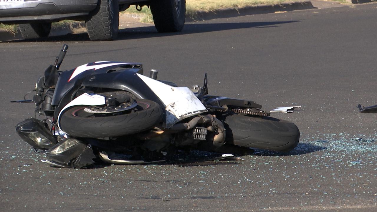 Motorcycle Crash in Central Lubbock turned deadly   KLBK