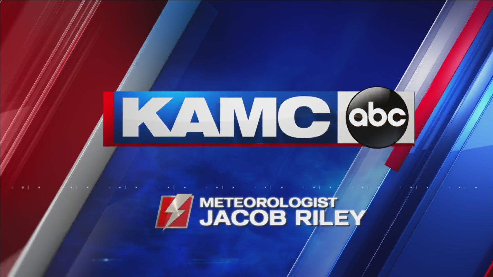 KAMC Weather Webcast with Meteorologist Jacob Riley: September 8th, 2019