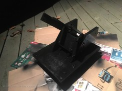 DIY Homemade Slanted Lapidary Grinding Wheel Stand - NateBerends.com - 0109-14-171207